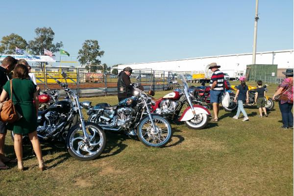 Motorbike Show n' Shine