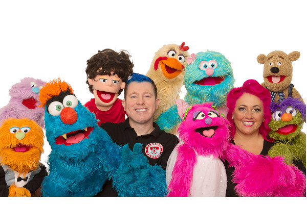 All the Larrikin Puppets to appear at the Pine Rivers Show